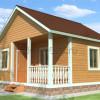Проект дома из бруса «Стефан»