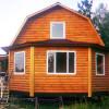 Дом из бруса «Тимур»