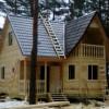 Дом из бруса в Рязани