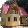 Дом из бруса в Ясногорске