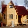 Дом из бруса в Карелии