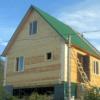 Дом из бруса в Мурманской области