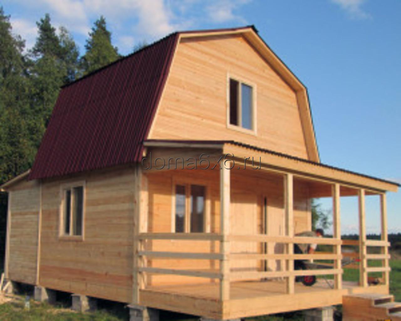 Строительство дома в Выборгском районе