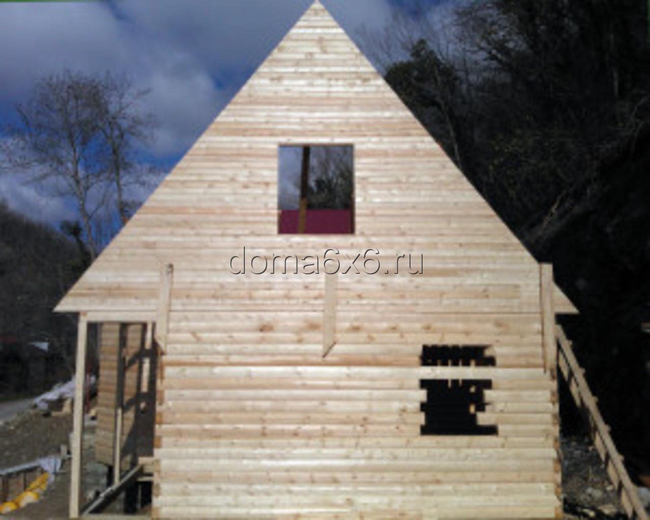 Строительство дома из бруса в Туапсе - 3