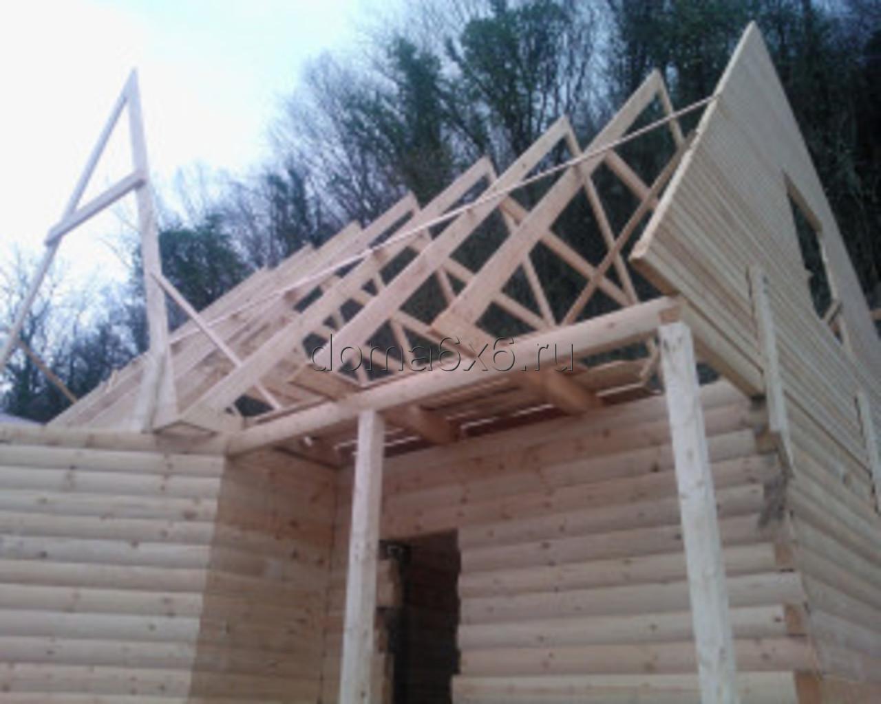 Строительство дома из бруса в Туапсе - 4