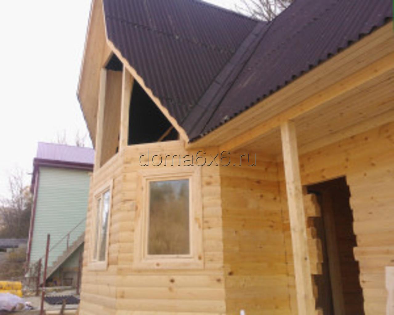 Строительство дома из бруса в Туапсе - 5