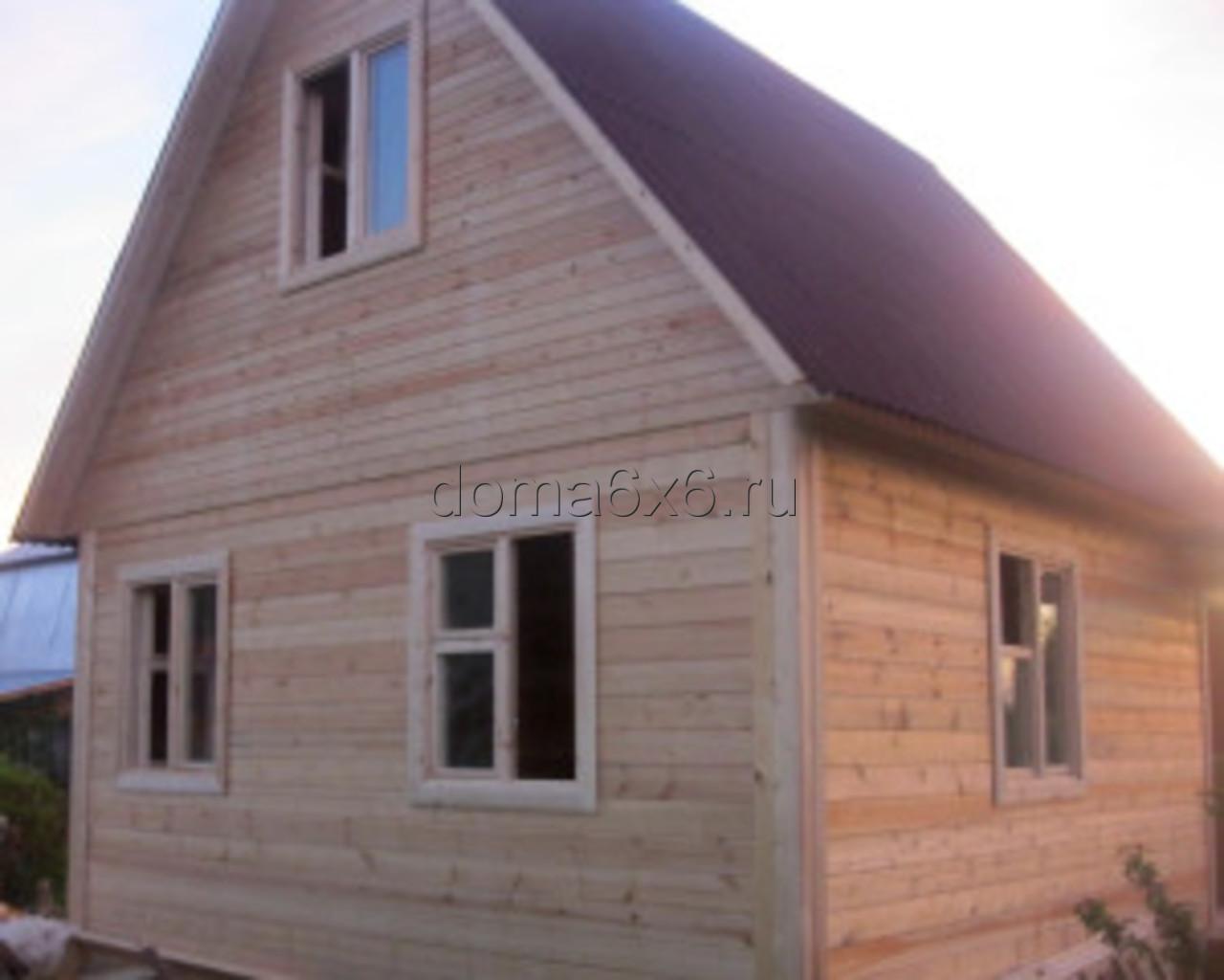Строительство дома из бруса в Туле - 5
