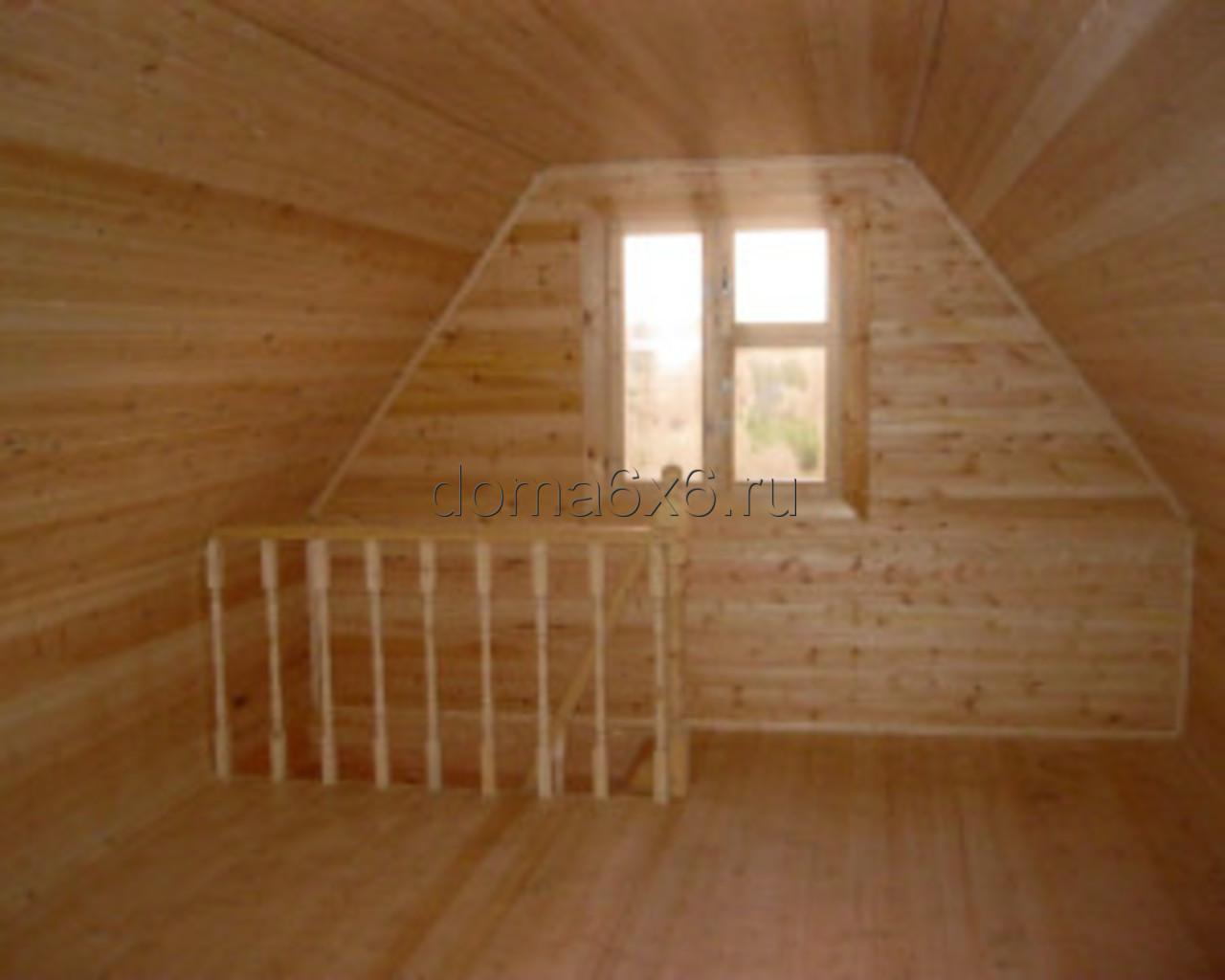 Строительство дома из бруса в Туле - 6