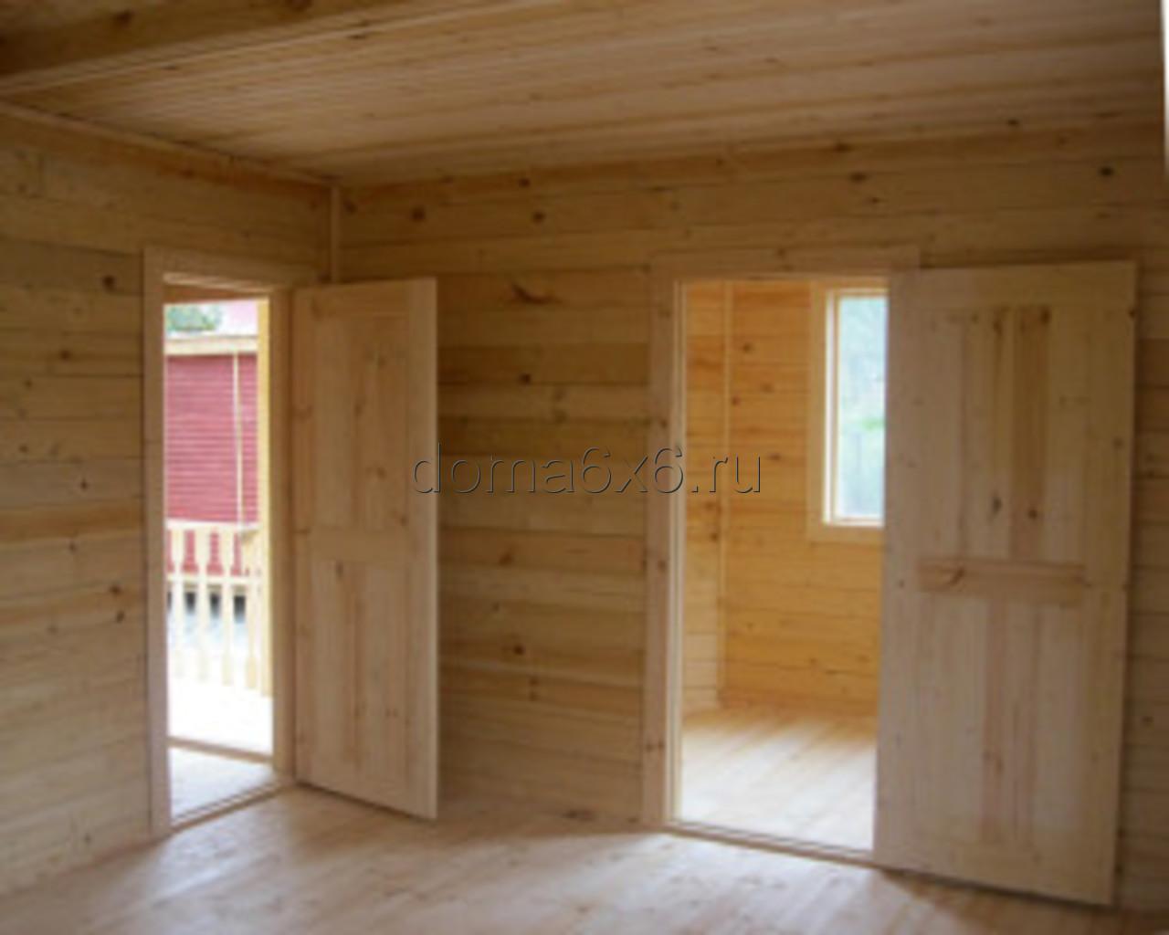 Строительство дома из бруса в Мурманске