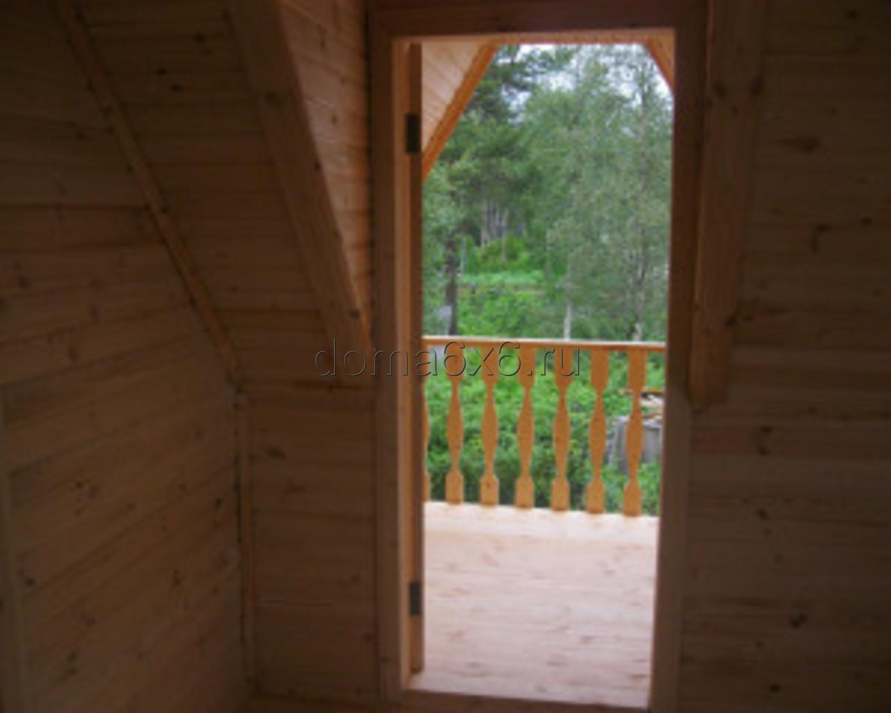 Строительство дома из бруса в Мурманске - 9