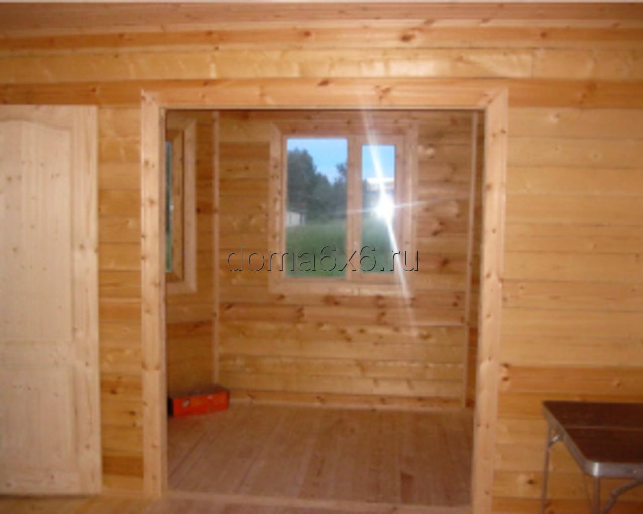Строительство дома из бруса в Луге - 4
