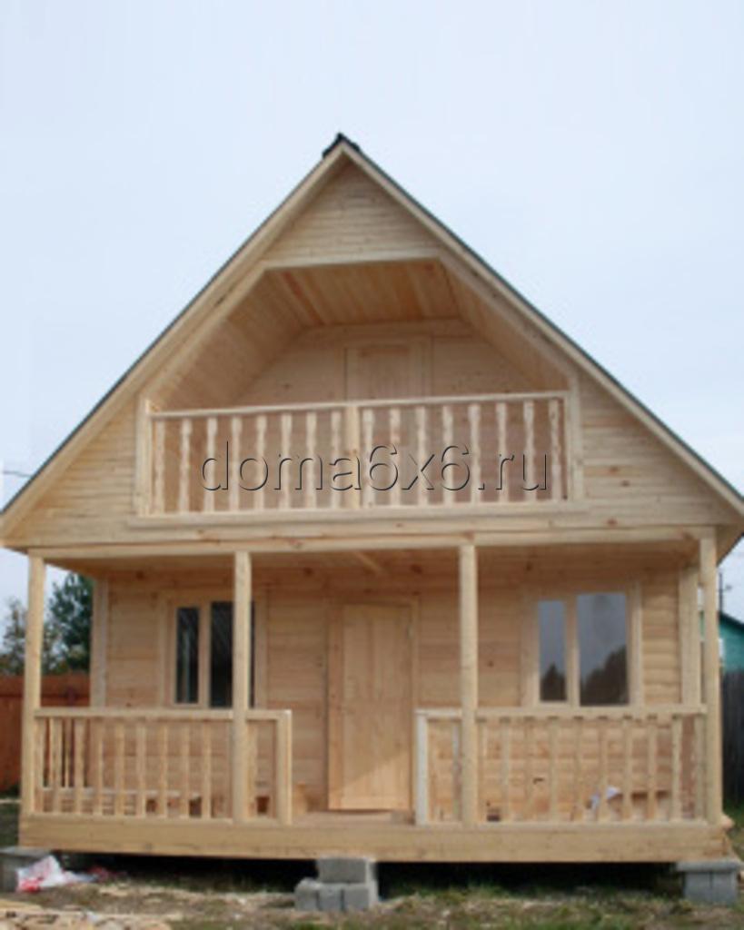 Строительство дома из бруса в Ярославской области