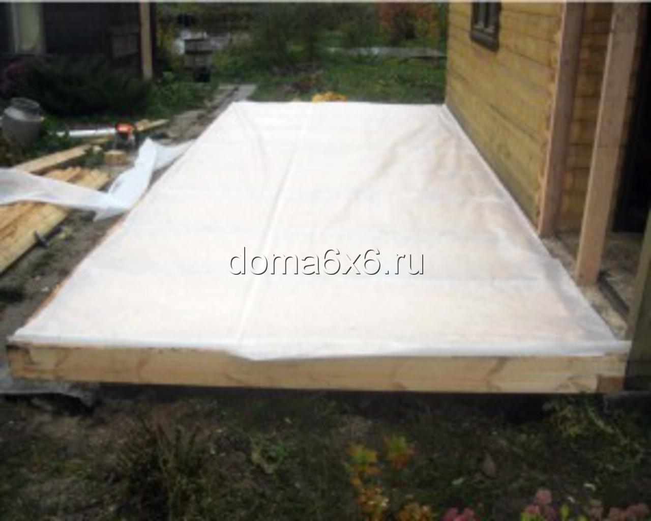 Строительство пристройки в г.Никольское - 5