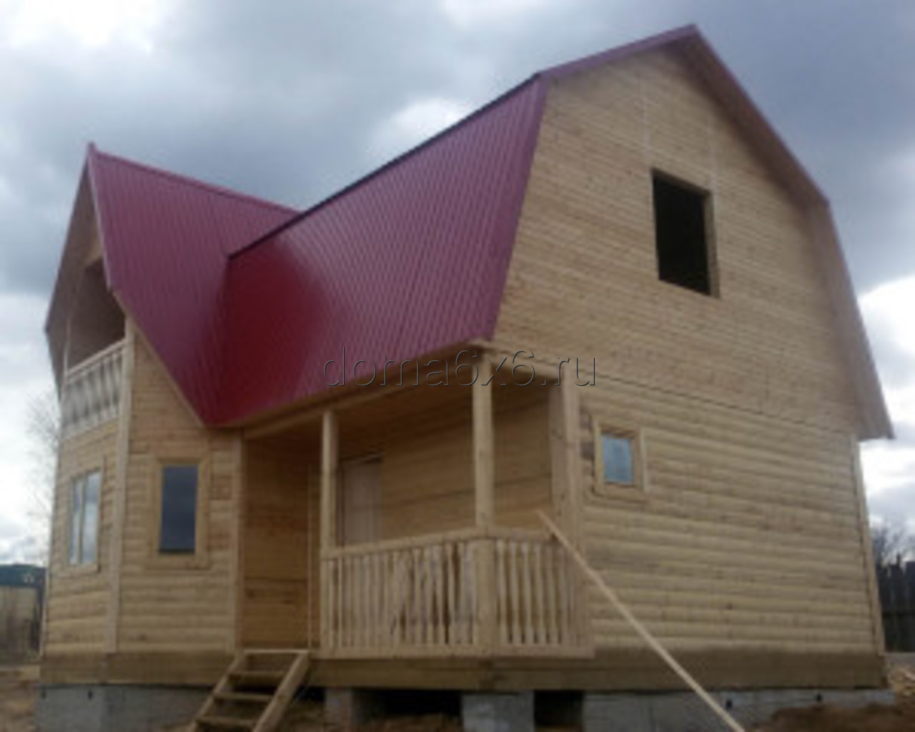 Строительство дома из бруса в Смоленске - 3