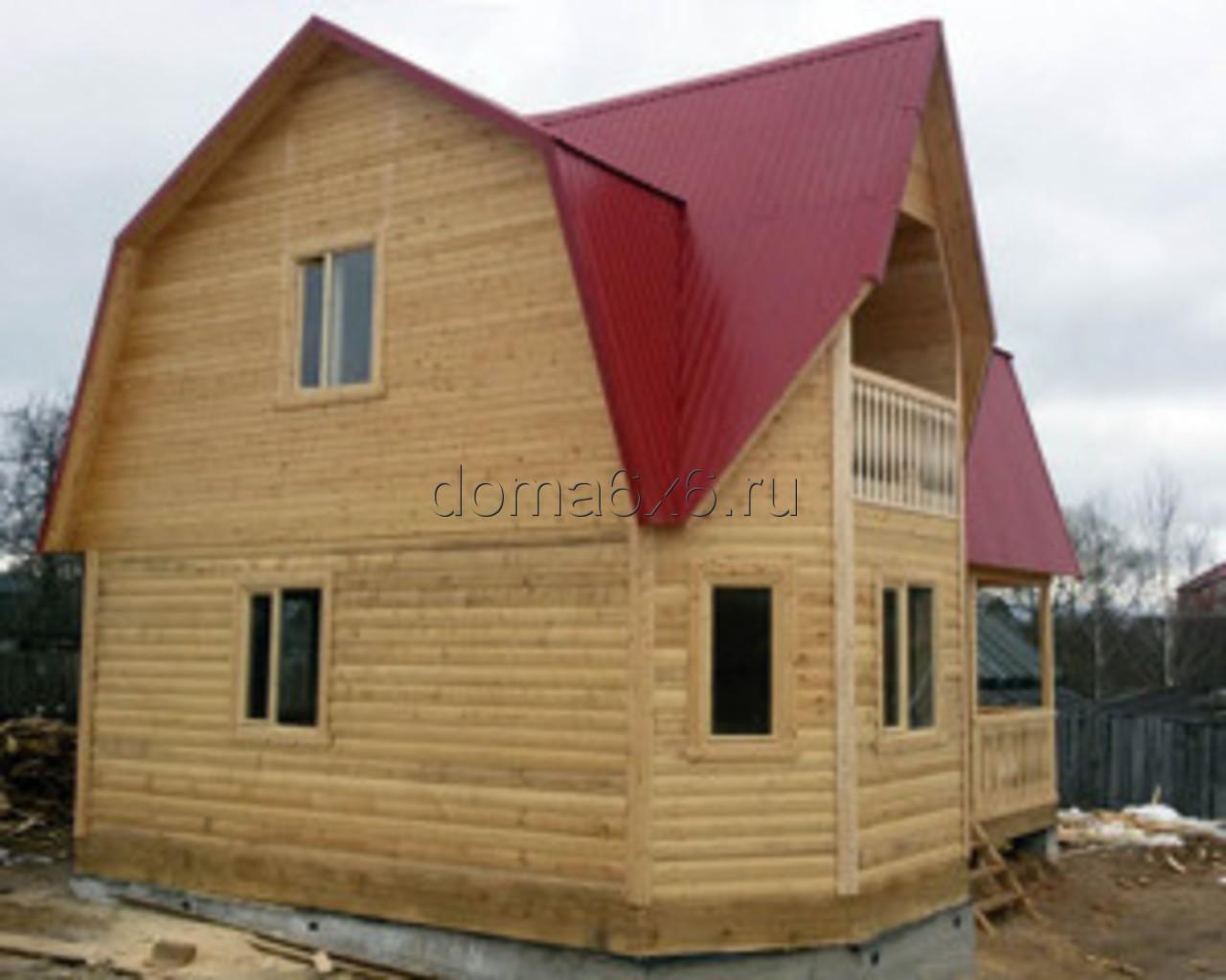 Строительство дома из бруса в Смоленске - 5