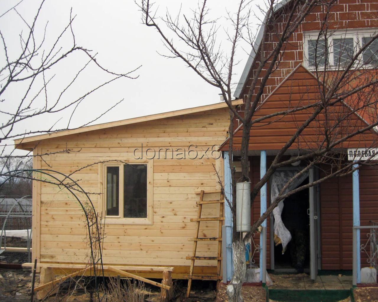 Строительство пристройки в Воронеже - 5